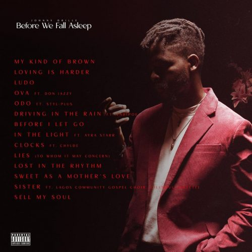 Johnny Drille (New Album) Before We Fall Asleep Mp3